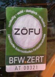 ZÖFU Zertifizierung (Österreich)